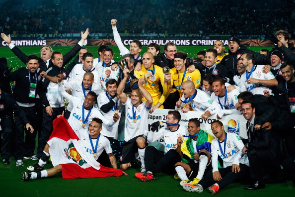 Corinthians, Mundial