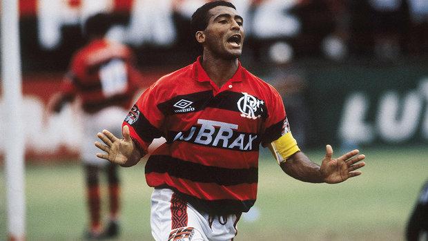 Romário diz que Flamengo é o maior clube da América Latina