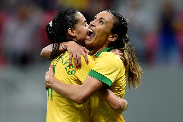 Marta - seleção brasileira feminina de futebol