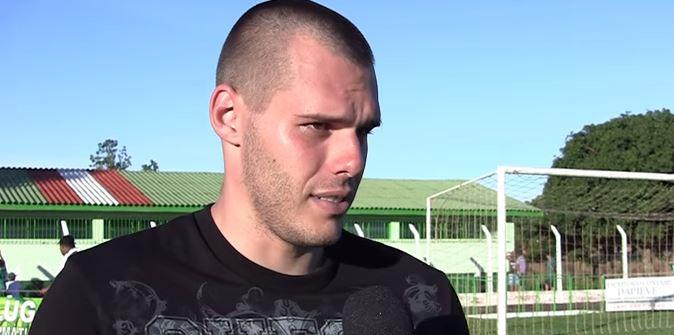 Deola jogou no Palmeiras.