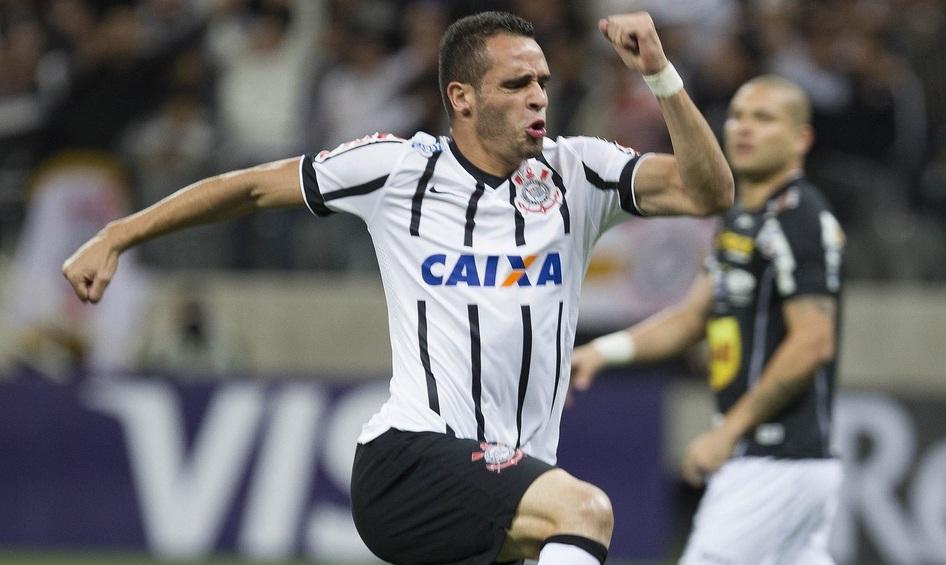 Renato Augusto corinthians brasileirão