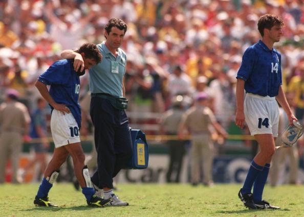 Pênalti perdido Final da Copa do Mundo 1994