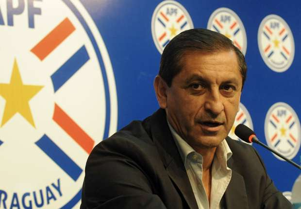 Paraguai-amistoso-Chile-Ramón-Diaz-Futebol-Latino