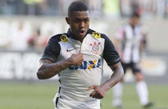 Malcom no Corinthians
