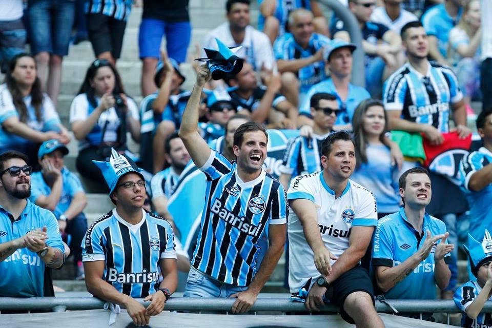 Grêmio x Novo Hamburgo