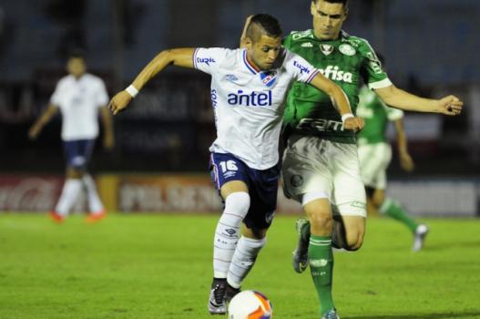Palmeiras x Nacional