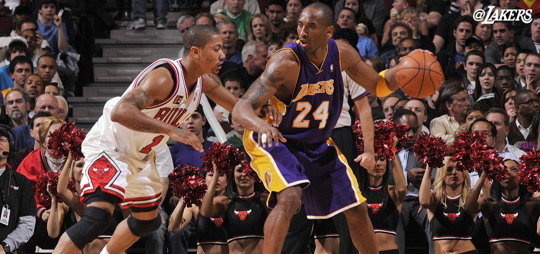 Kobe Bryant comparou o Barcelona ao LA Lakers