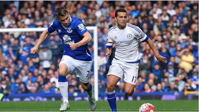 Everton x Chelsea