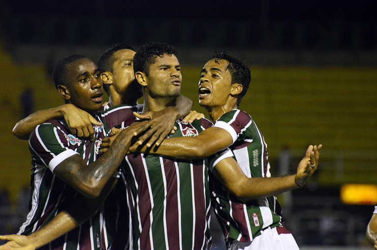 Fluminense x Ferroviária