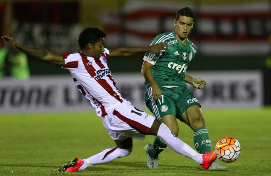 Palmeiras x River Plate-URU