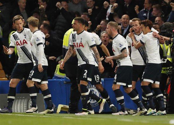 Chelsea x Tottenham