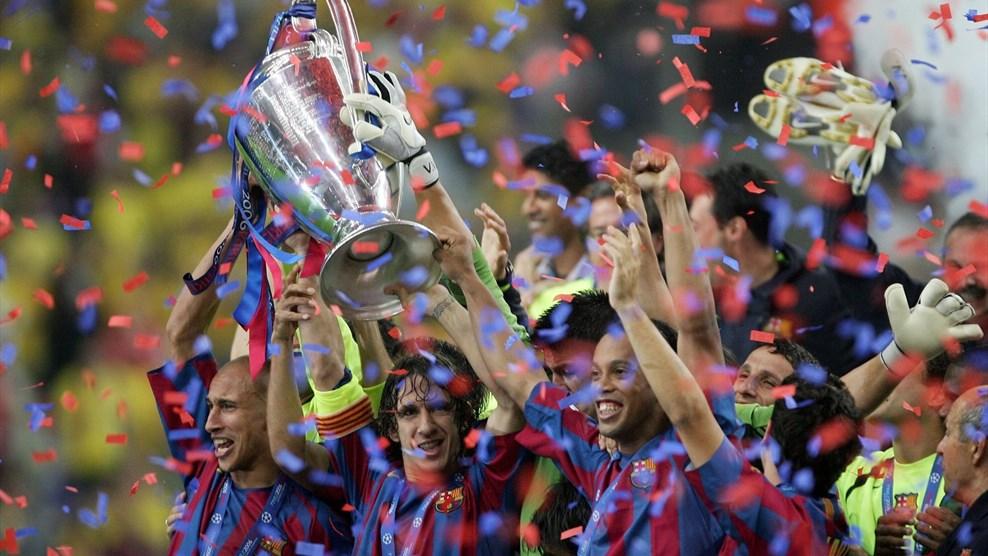Liga dos campeões 2005-06