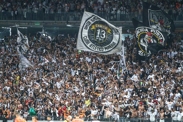Atlético-MG divulga valores de ingressos para confronto contra Corinthians