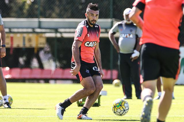 Atlético-MG pode ter quatro reforços para a partida contra Corinthians