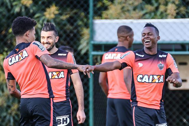 Com novidade, Atlético-MG divulga relacionados para a partida contra Corinthians