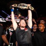 Bisping conquista cinturão dos médios no UFC 199