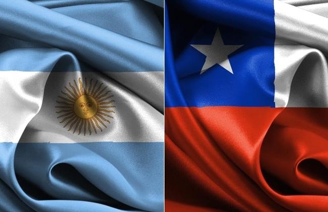 Argentina x Chile: confira os gols da partida