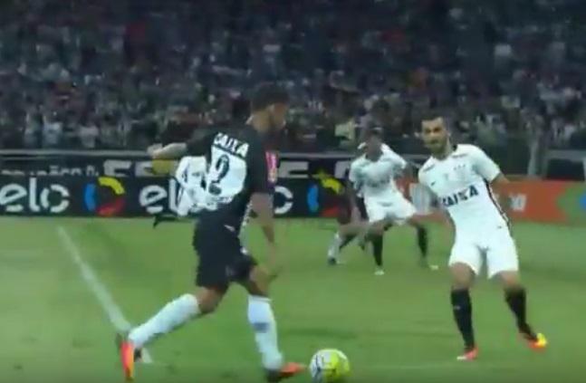 Gols Atlético-MG x Corinthians