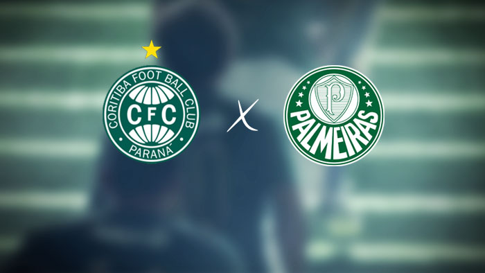 Coritiba x Palmeiras: horário, local, escalações e transmissão