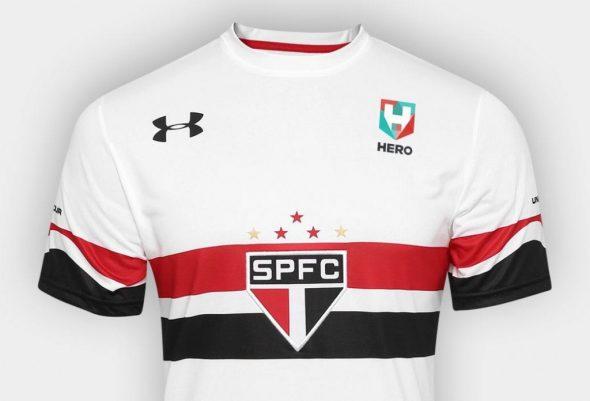 e89f248ae2 Camisa do São Paulo é apontada como uma das mais lindas do mundo por ...