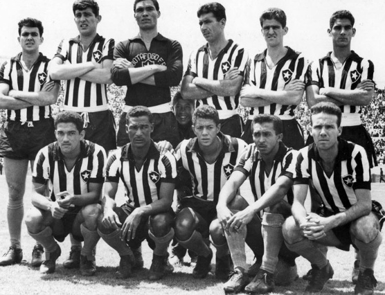 12aee4bea5dfb Veja os 7 maiores ídolos da história do Botafogo | Torcedores.com