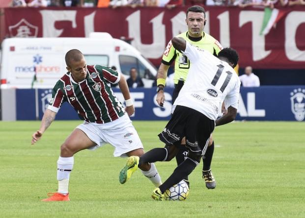 Ponte Preta x Fluminense