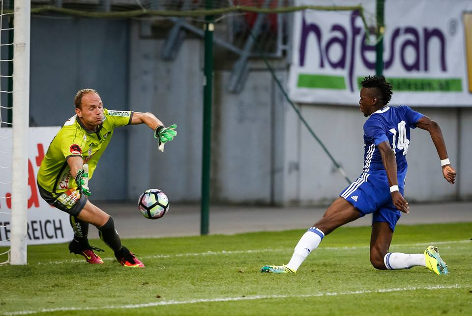 Traoré - WAC RZ Pellets Wolfsberger 0 x 1 Chelsea