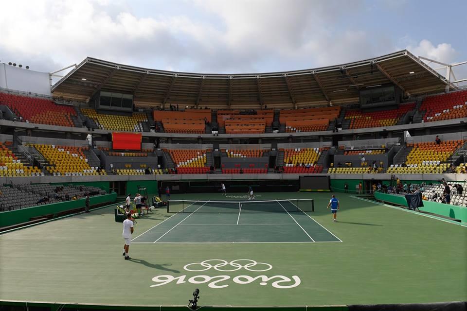 Jogos de tenis ao vivo