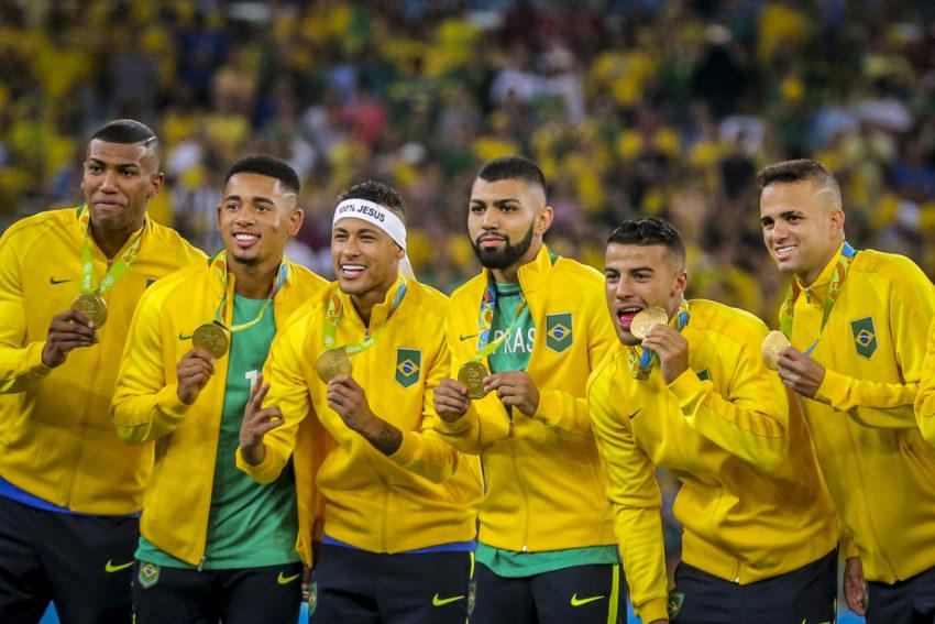 Seleção brasileiras nos Jogos Olímpicos 2016