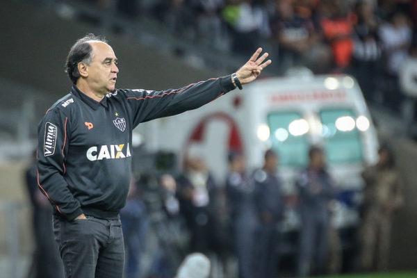Marcelo Oliveira, técnico do Atlético-MG