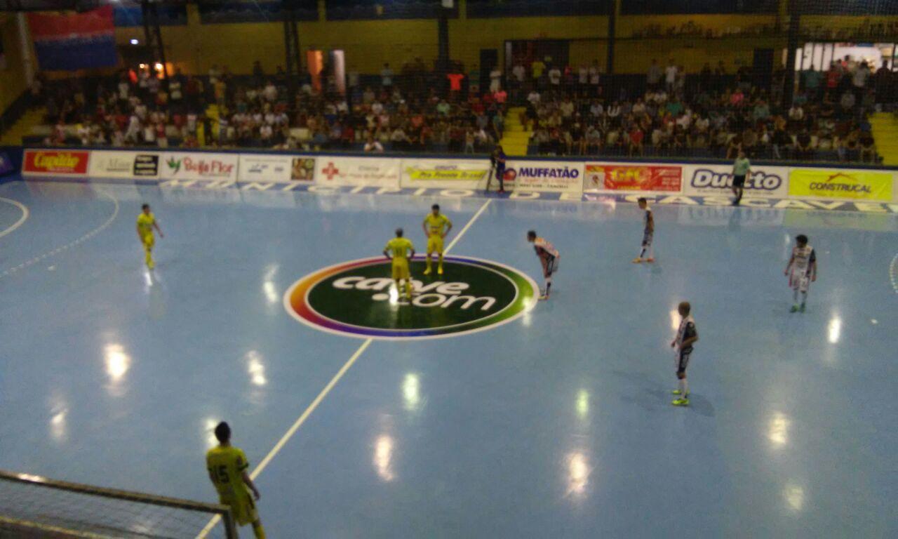 Cascavel Futsal x Copagril Futsal