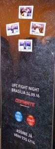 UFC Vila em Brasília