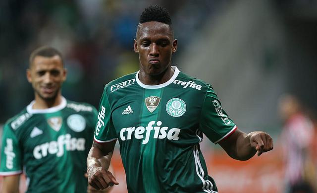 Futebol: Yerry Mina marcou gol em uma bela jogada ensaiada