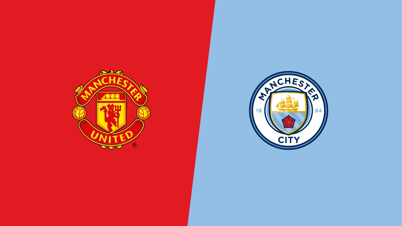 Manchester United x Manchester City