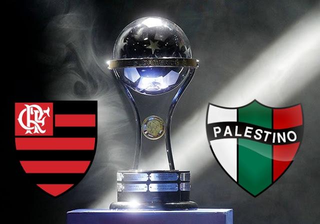 Palestino (CHI) x Flamengo