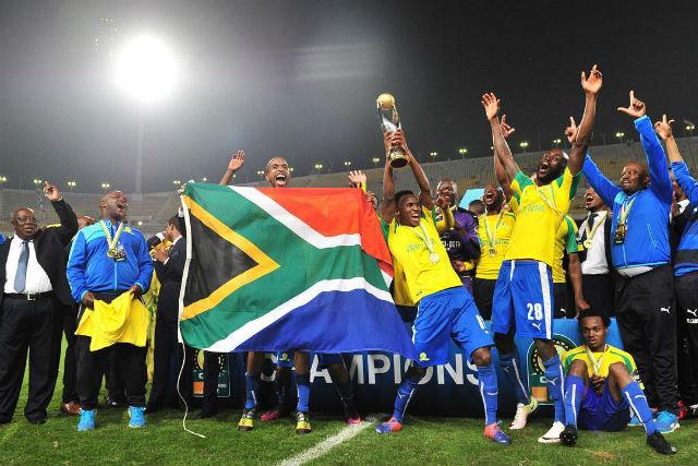 Mamelodi Sundowns - Champions League africana