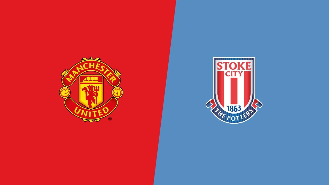 Manchester United x Stoke City