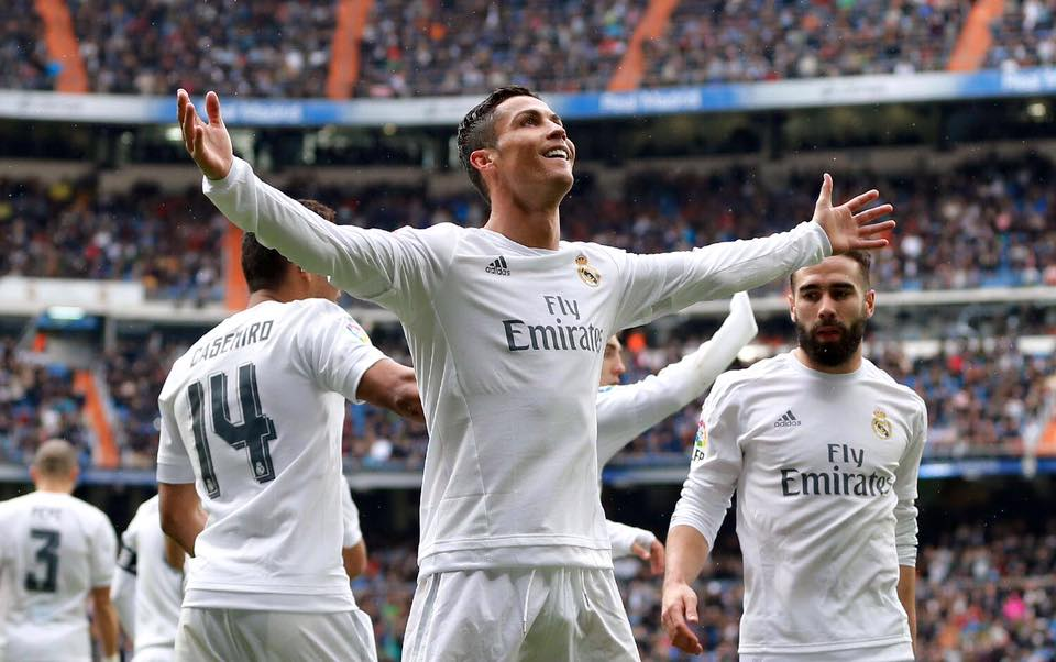 Real Madrid x Betis