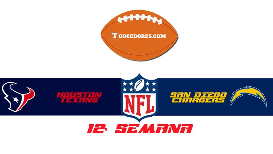 Houston Texans x San Diego Chargers
