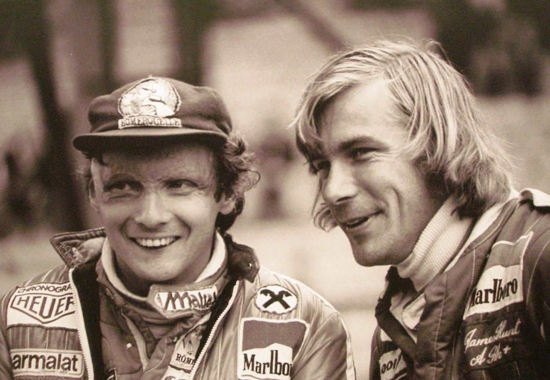 Especial Finais Inesquecíveis Niki Lauda E James Hunt Torcedores Notícias Sobre Futebol Games E Outros Esportes