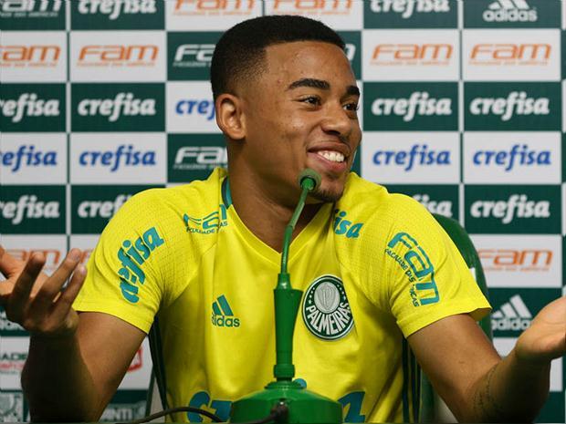 Palmeiras Gabriel Jesus
