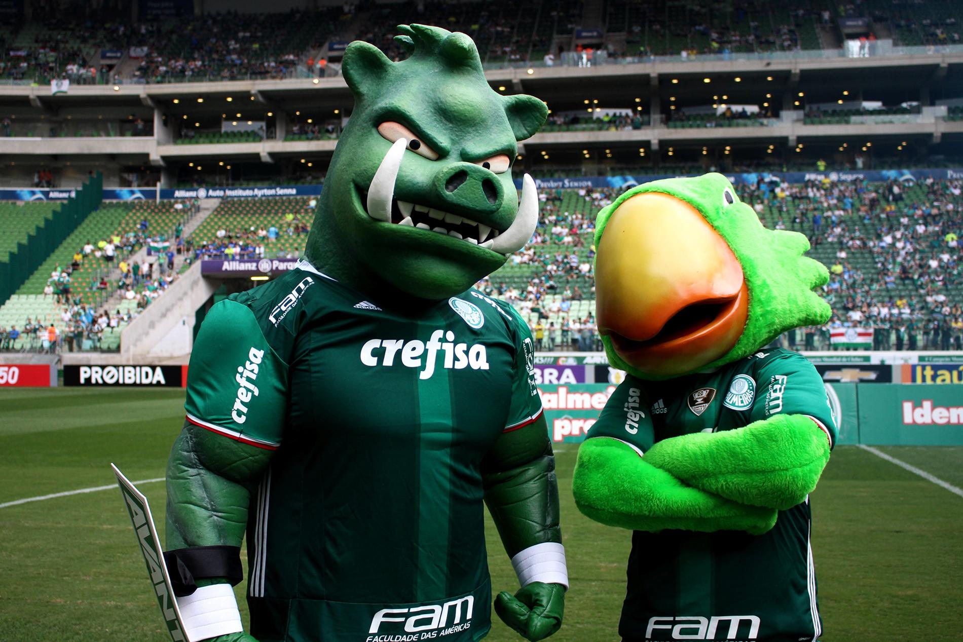 Muita Coisa Mudou Entre Os T U00edtulos Do Palmeiras De 1994 E 2016