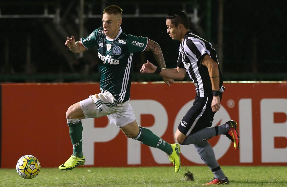 Palmeiras x Botafogo