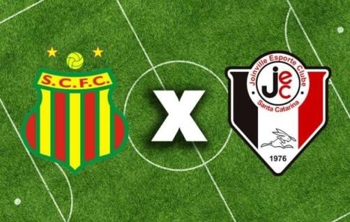 Sampaio Corrêa x Joinville
