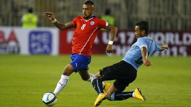 Chile x Uruguai