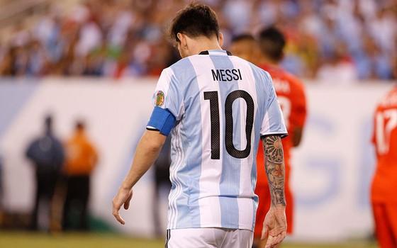 Pênaltis perdidos Argentina Vice