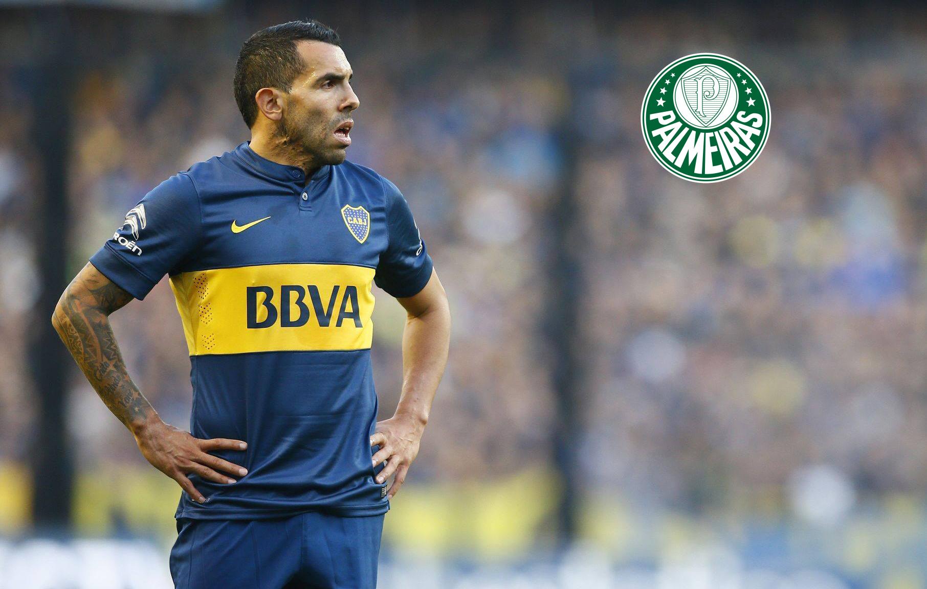 negociações do Palmeiras
