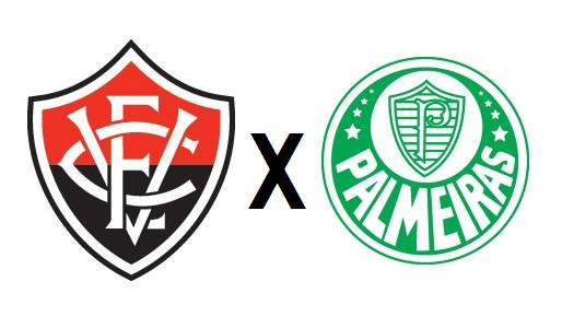 Vitoria x Palmeiras