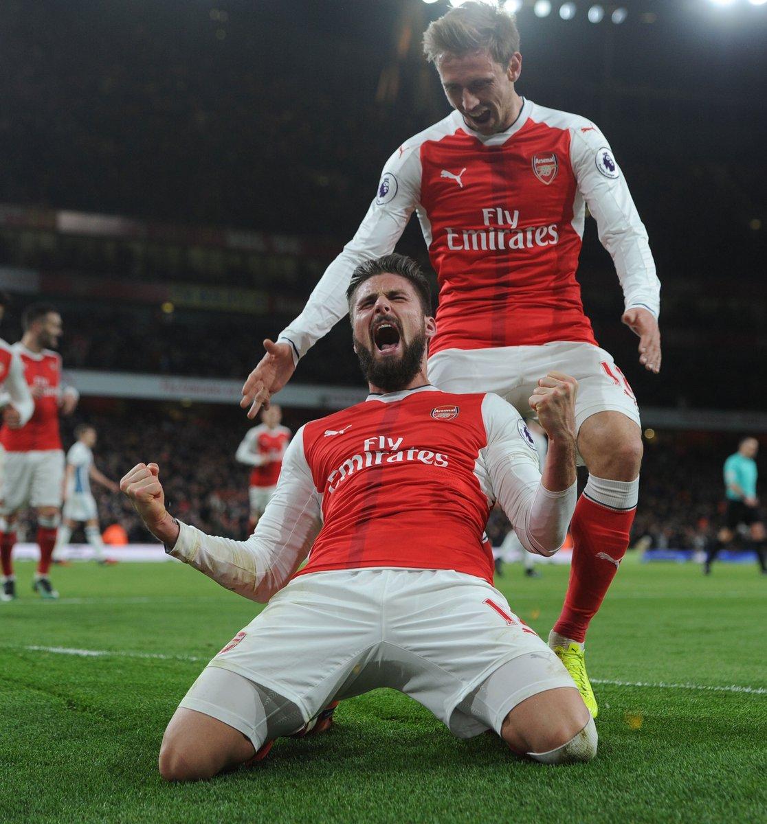Arsenal x West Bromwich