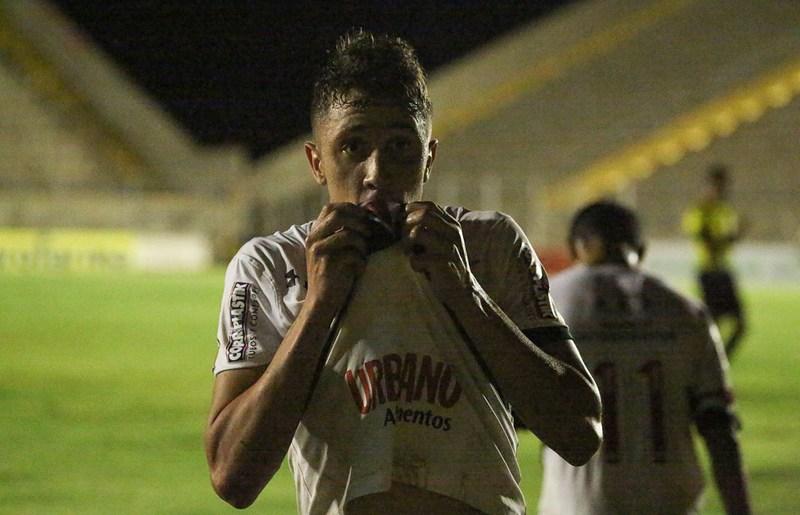 Capivariano x São Paulo